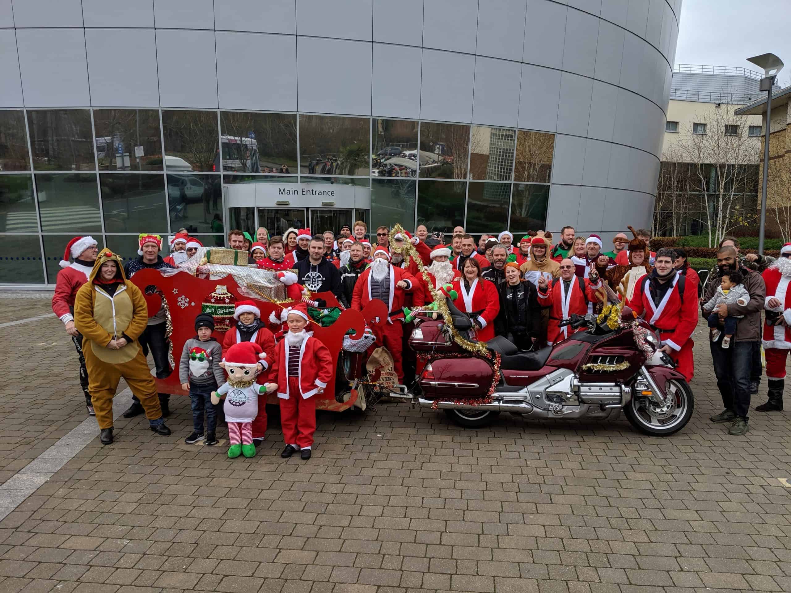 Bikers Christmas Toy Run