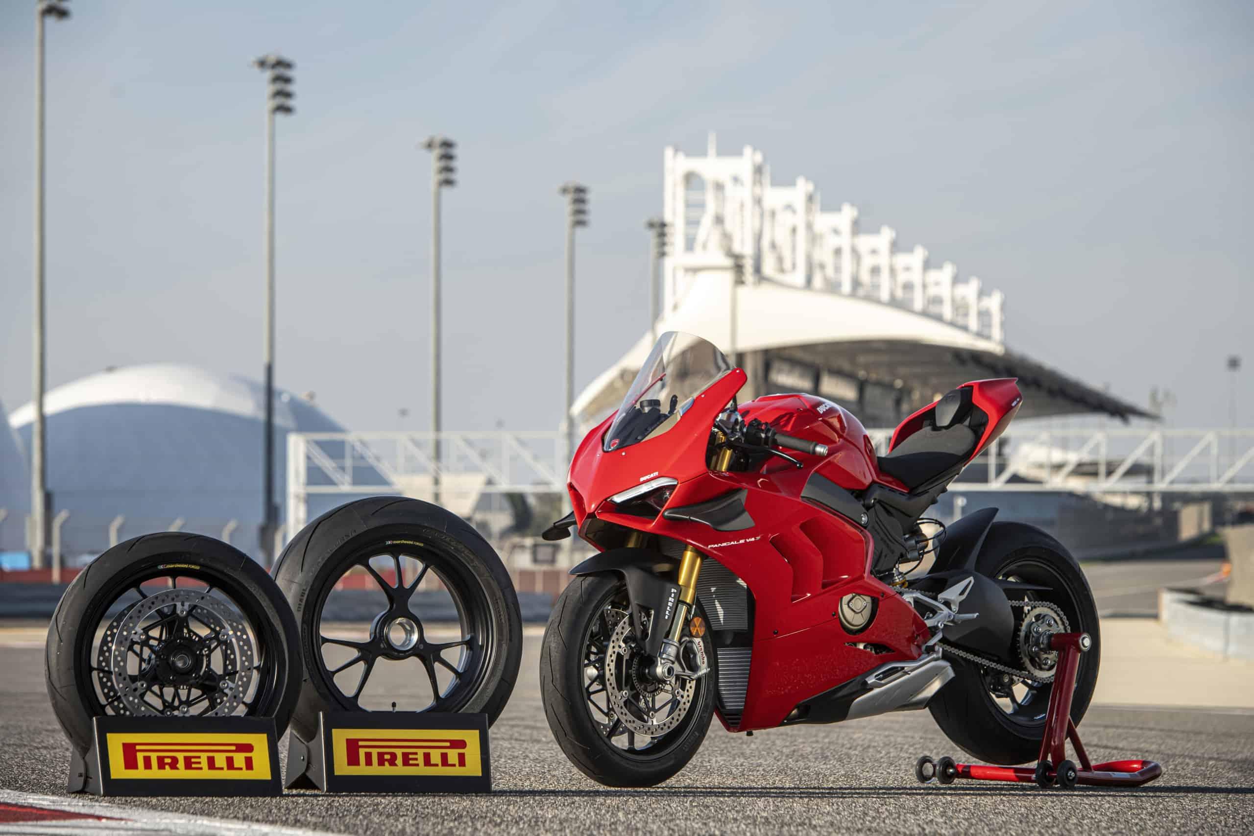 Motorbike Slick Racing Tyres