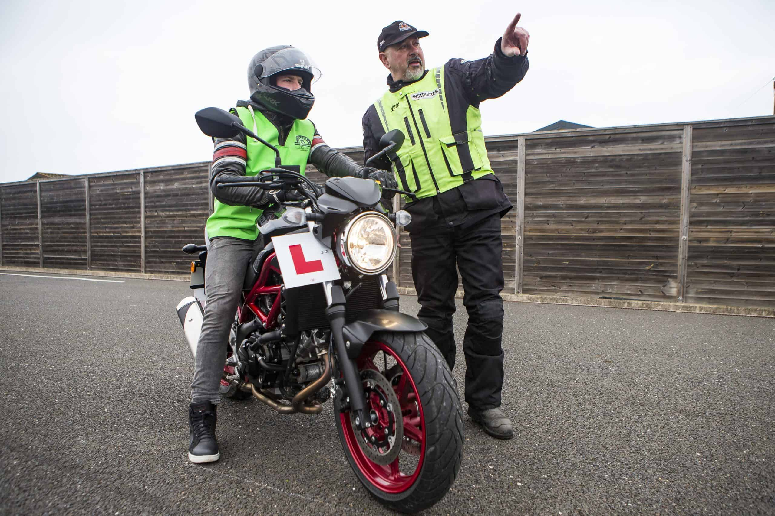 CBT Motorcycle Trainer