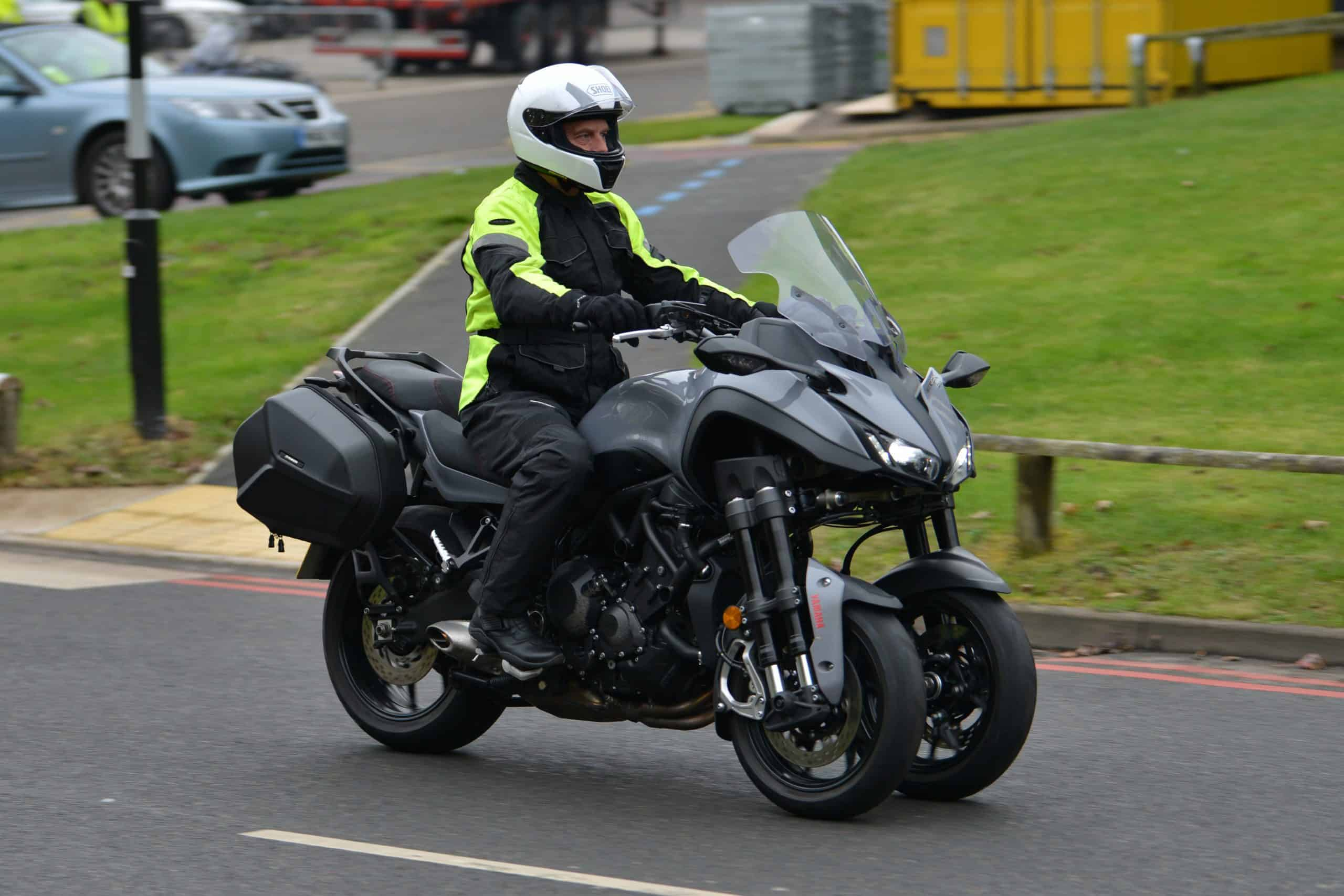 Module Two Motorcycle Test