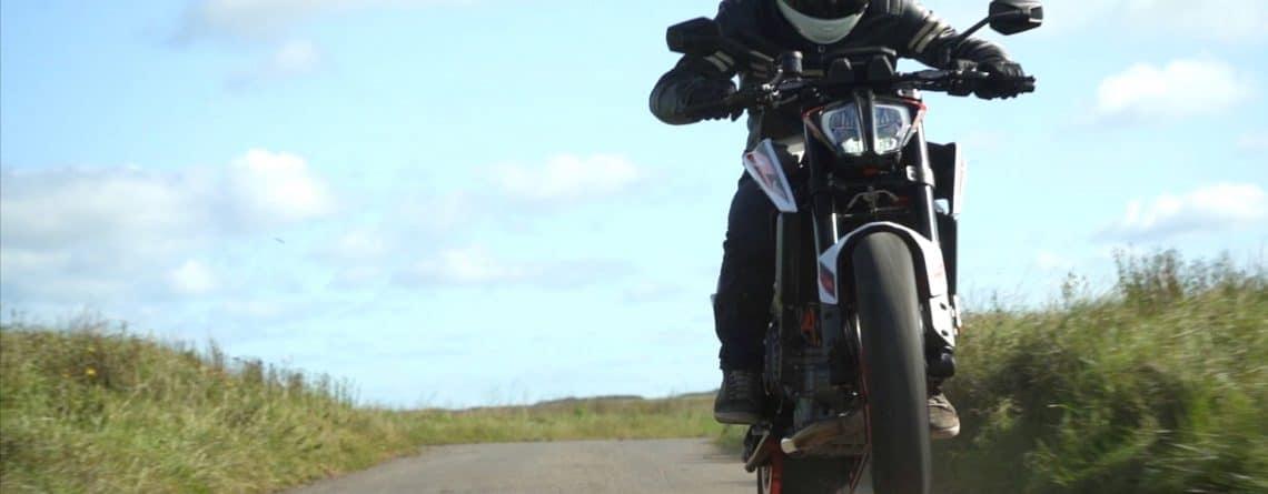 KTM 890 Duke R