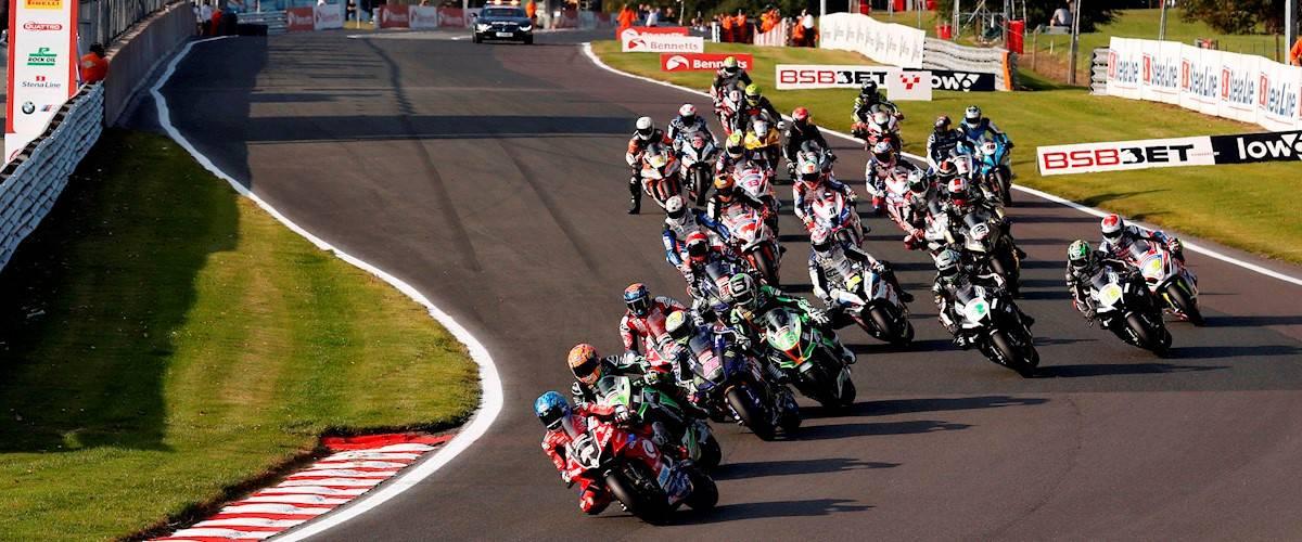 June British Superbikes