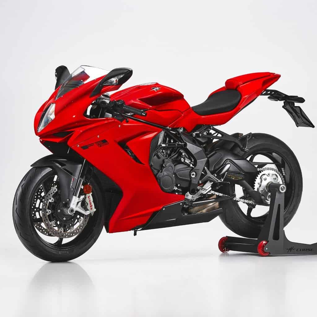 New F3 Rosso