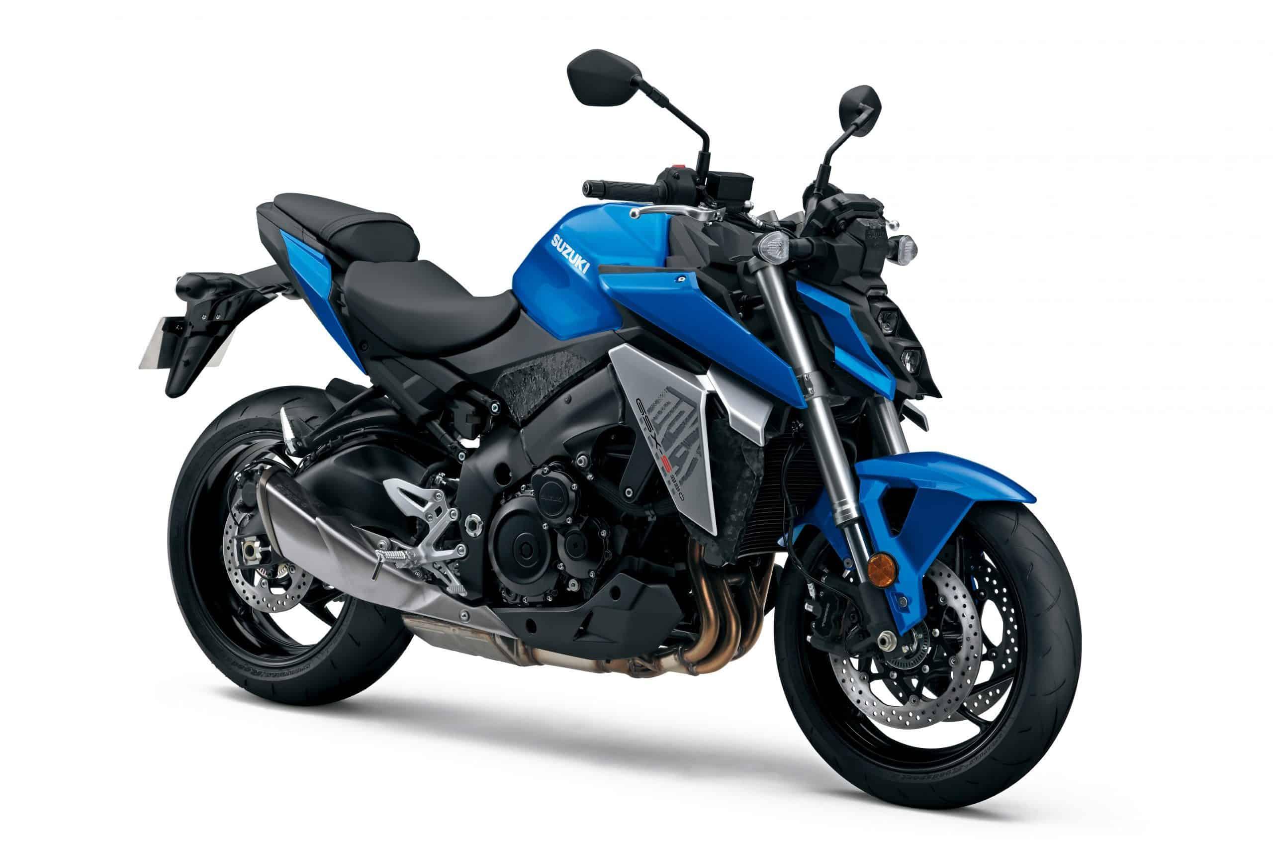 A2 Rider Suzuki GSX